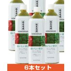 ショッピングペットボトル 健康道場 おいしい青汁 ペットボトル 900g×6本入  - サンスター