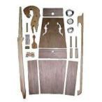 民族楽器 馬頭琴 キット