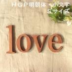 木製 アルファベット HGP明朝体 Sサイズ(高さ9cm基準) 小文字 メール便で送料無料 アルファベット オブジェ 雑貨 インテリア 置物 結婚式 ウエルカムボード