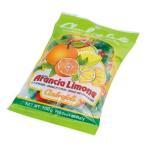 ambrosoli(アンブロッソリー) キャンディ オレンジ・レモン 袋入 100g×12袋