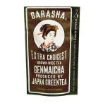 GARASHA 日本製 緑茶 ティーバッグ玄米茶 10TB×12セット 20315