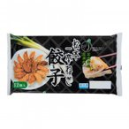 本場プロの味 国産豚肉・野菜使用!松本一本ねぎ餃子 18g×12粒入 32パックセット ギョーザ 冷凍 餃子
