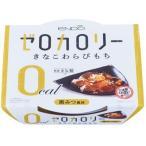 ゼロカロリーきな粉わらびもち 108g×6個【遠藤製餡】