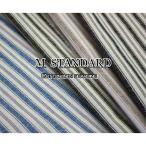 Yahoo!fabric-store heartsewingいきなり緊急セール! M STANDARD 「ストライプ」コットンリネンシャーティング「ストライプ」/コットン/リネン/生地/布/ストライプ/コットン/小物/