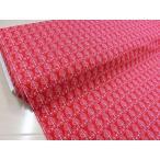 Yahoo!fabric-store heartsewingウエストファーレンストッフ 木と鳥 レッド /ウェストファーレン/生地/布/綿/オーガニックコットン