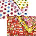 Yahoo!fabric-store heartsewing2019年入園入学のキャラクター生地 [不二家製品とミルキーの包み紙] /ペコ&ポコ チョコレート/オックス /生地/布/綿/キャラクター/入園/入学/通園/バッグ/大