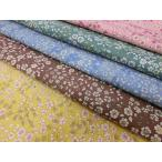 Yahoo!fabric-store heartsewingサラサラフラワー/生地/布/綿/ローン生地/小花/フラワー/特価生地