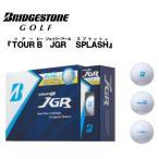 ブリヂストンゴルフ TOUR B JGR SPLASH スプラッシュ 限定ゴルフボール 1ダース(12球入)