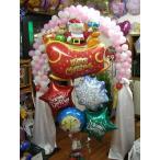 クリスマスバルーン クリスマスバルーンブーケ おまかせ7560円セット バルーンギフト パーティーグッズ 風船