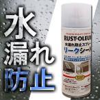 ■水漏れ防止 ゴムスプレー【リークシール】クリア 水性塗料 PVC
