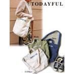 TODAYFUL(トゥデイフル)Logo Shoulder Bag  17春夏予約2【11621035】