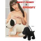 merry jenny  メリージェニー snoopy bag 20秋冬予約2  282041900601 ハンド・ショルダーバッグ