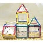 トイビルダー 6030E/おもちゃ ブロック 組立て プレート 遊び場 トンネル お家 ハウス 小動物 ハムスター ジャンガリアン ゴールデン