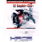12セフィアCI4+,07-11セフィアBB用 ハンドルノブ2BB仕様チューニングキット (+1BB) 【HRCB防錆ベアリング】 *