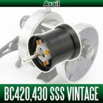 五十鈴(イスズ) BC420,430 SSSシリーズ用 Avail マイクロキャストスプール BC4215TR ブラック *