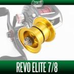 Avail(アベイル) Abu Revo3 エリート用 NEWマイクロキャストスプール RV352R-IV ゴールド