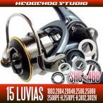 HEDGEHOG STUDIO 15ルビアス 1003-3012H用 MAX12BB フルベアリングチューニングキット 【SHG】