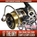 HEDGEHOG STUDIO 17セオリー 2004-3012H用 MAX12BB フルベアリングチューニングキット 【SHGプレミアムベアリング】