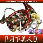 17月下美人EX 1003,1003RH,2004C用 MAX12BB フルベアリングチューニングキット 【HRCB】