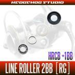 ダイワ用 ラインローラー2BB仕様チューニングキット [RG] (17セオリー用)【HRCB防錆ベアリング】