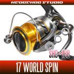 17ワールドスピン用 MAX2BB フルベアリングチューニングキット 【SHGプレミアムベアリング】 *