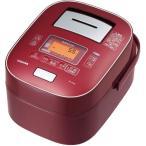 東芝 真空圧力IHジャー炊飯器 RC-10VXL(RS) 炊飯器