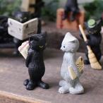 デコレ キャットノワール マスコット 猫 ネコ DECOLE LE CHAT NOIR