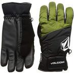 ショッピングボルコム (ボルコム) VOLCOM ユニセックス 防水 グローブ (保温性の高いファブリック) J68518JC / Stone Glove/手袋