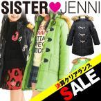 ショッピングjenni SISTER JENNI(シスタージェニィ) タフタ中綿ダッフルコート 子供/キッズ/女の子/防寒 ジャケット/コート/アウター