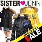 ショッピングjenni SISTER JENNI(シスタージェニィ) シャーリング中綿ジャケット 子供/キッズ/女の子/防寒 ジャケット/ブルゾン/アウター