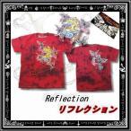 廃盤 Tシャツ 半袖 メンズ ファッション 服 ドクロ スカル 赤 竜 鷲 送料無料 /rfa009