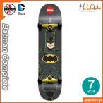 Almost オールモスト スケートボード スケボー コンプリート DCコミック Almost Batman MIN Complete 7インチ バットマン ミニ コンプリート スケートボード