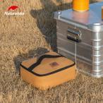 Naturehike 収納ボックス 24×28×10 ツールケース ギアコンテナ キャンプ アウトドア