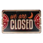 ウッドボード(CLOSED) 28605   キャンセル返品不可 他の商品と同梱・同時購入不可