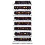 KATO Nゲージ クルーズトレイン「ななつ星in九州」 8両セット 特別企画品 10-1519 鉄道模型 客車