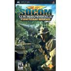 Socom: U.S. Navy SEALs Fireteam Bravo - ソーコム U.S.ネイビーシールズ ファイヤーチーム ブラボー (PSP 海外輸入北米版ゲームソフト)