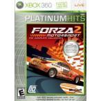 Forza Motorsport 2 - フォルツァ モータースポーツ 2 (Xbox 360 海外輸入北米版ゲームソフト)