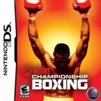 Showtime Championship Boxing - ショウタイム チャンピョンシップ ボクシング (Nintendo DS 海外輸入北米版ゲームソフト)