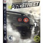 【在庫有り】 Need for Speed ProStreet - ニード フォー スピード プロストリート (PS3 海外輸入北米版ゲームソフト)