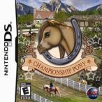 Championship Pony - チャンピョンシップ ポニー (Nintendo DS 海外輸入北米版ゲームソフト)