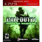 Call of Duty 4: Modern Warfare - コール オブ デューティー 4 モダン ウォーフェアー  (PS3 海外輸入北米版ゲームソフト)