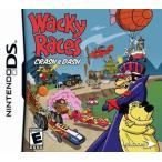 【取り寄せ】Wacky Races: Crash & Dash - ワッキー レース クラッシュ & ダッシュ  (Nintendo DS 海外輸入北米版ゲームソフト)