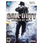 【在庫有り】 Call of Duty: World at War - コール オブ デューティー : ワールド アット ウォー (Wii 海外輸入北米版ゲームソフト)
