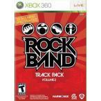 Rock Band Track Pack Vol.2 - ロックバンド トラックパック Vol.2 (海外北米版 Xbox 360)