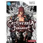 Castlevania Judgment - キャッスルヴァニア ジャッジメント (Wii 海外輸入北米版ゲームソフト)