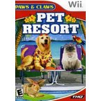 Paws & Claws Pet Resort - パウ & クロウ ペット リゾート (Wii 海外輸入北米版ゲームソフト)