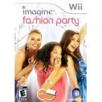 Imagine Fashion Party - イマジン ファッション パーティー (Wii 海外輸入北米版ゲームソフト)