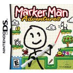 Marker Man Adventures - マーカーマン アドベンチャー (Nintendo DS 海外輸入北米版ゲームソフト)