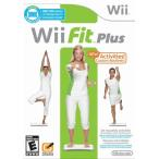 Wii Fit Plus - ウィー フィット プラス (Wii 海外輸入北米版ゲームソフト)