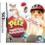Petz Hamsterz Superstarz - ペッツ ハムスターズ スーパースターズ (Nintendo DS 海外輸入北米版ゲームソフト)